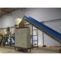 China Waste Plastic Washing Recycling Machine Stainless Steel Rotor Shaft on sale