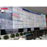 178 Degree Viewing Angle 46 LCD Video Wall Display , Narrow Bezel Curved LED Video Wall Manufactures