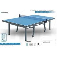 China Durable Indoor Table Tennis Table on sale