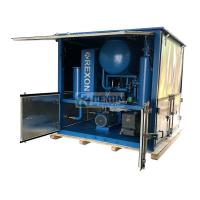 Quality Dust Proof Type Vacuum Processing Dielectric Oil Purifier Dewater and Degas from Oil for sale