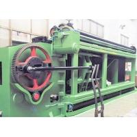 Heavy Duty Hexagonal Mesh Machine With Automatic Oil System , 3300mm Width Manufactures