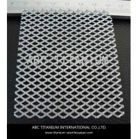 China titanium woven wire mesh on sale
