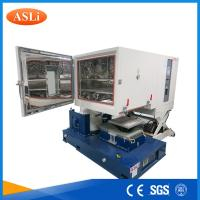 Vibration Shaker Bench With A Build On Climatic Chamber Testing Equipment System Manufactures