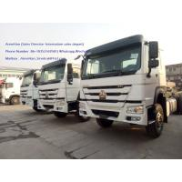 10 Tires SINOTRUK HOWO Cargo Truck Chassis Euro 2 LHD 6X4 336HP HW76 Cabin Manufactures