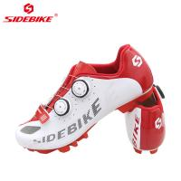China Columbia Men's Mountain MTB Cycling Shoes , Excellent Ground Holding Bicycle Shoes on sale
