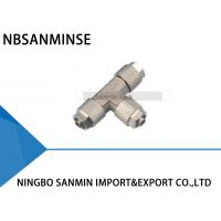 China BE Push On Fitting Pipe Connection Pipe Fitting Tube Connector Fitting Sanmin on sale