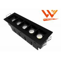10W COB Linear Recessed LED Downlight Spotlight Recessed LED Lighting Manufactures