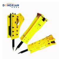 Sany Excavator Hammer Hydraulic Rob Digger For Breaker Construction Machinery Manufactures