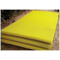 China Welded Wire Mesh Panel PVC Coated 2 Inch Welded Mesh Fence Panel on sale