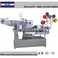 China Stainless Steel Made Lollipop Candy Twist Packaging Machine on sale