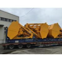 China 28T 16mn Crane Grab Bucket For Bulk Cargo Of Sand Or Iron Ore on sale