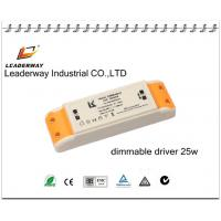 25W beautiful look led dimmable driver Manufactures