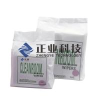 China Polyester Microfiber Dust-free Cloth For Electronic , Semiconductor on sale