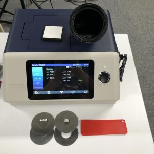 Benchtop Color Haze Meter Colour Measurement Spectrophotometer Concave Grating 3nh YS6002 Manufactures