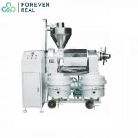 Sunflower Seed Cooking Oil Making Machine , Olive Oil Cold Press Machine Electric Manufactures