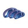 1 X 18 / 1x30 Diamond Abrasive Belts  For Metal polishing  100% Polyester Cloth for sale