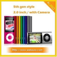 2.0 inch mp4 player with Camera 5th Gen Manufactures