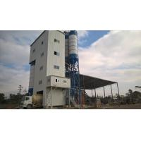 China SBJ60-1W6000 stairs type 60t/h automatic dry mixing mortar plant with natural sand drying system on sale