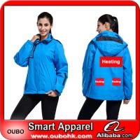 Woman Jacket,Woman Coat With Battery Heating System Electric Heating Clothing Warm OUBOHK Manufactures