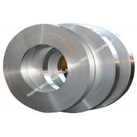 1060 O Aluminium Foil Strip 300mm Width 0.2mm Thickness Silver Color Manufactures