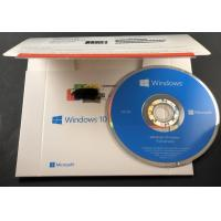 Genuine Microsoft Win10 home 32bit 64bit OEM package coa sticker DVD windows 10 home computer software system Manufactures