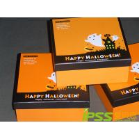 China Paper Corrugated Cardboard Packaging Boxes , CMYK Color Printed on sale