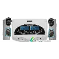 China Two People Detox Foot Spa Machine Dual Core Processor Double Screen on sale