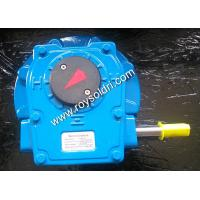RHW20L single stage worm gearbox Manufactures