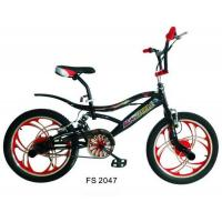 Steel Stem Cool Looking Bmx Bikes , Alloy Brake Lever Light Pro Bmx Bikes Manufactures