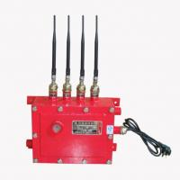 Quality 3W GSM Blast Shelter Cell Phone Signal Jammer EST-808GII for Indoor / Outdoor for sale