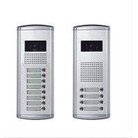 Direct-Button Intercom System With B/W & Color CMOS and CCD Camera Manufactures