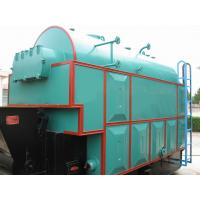 Mechanization Combustion Coal Fired Steam Boilers 6 Ton for Carbon Manufactures