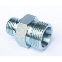 Thread Stud Ends hydraulic adapter with O-Ring Sealing Manufactures