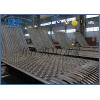 Boiler Heater Parts Membrane Water Wall Panels For High Efficient Heat Exchange Manufactures