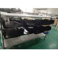 Durable Black White Abs Plastic Vacuum Forming Products For Machine Shell Manufactures
