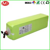 Rechargeable E Bike Battery Lithium 18650 Battery Pack For 3 Wheels Chair Manufactures