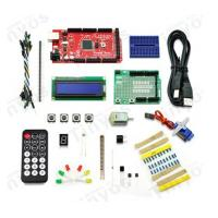 China Advanced arduino starter kit with arduino MEGA2560 and Guide CD on sale