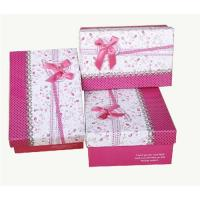 China Fashion gift paper box on sale