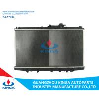 Buy cheap 2000 HONDA ACCORD CF4 Brazing Plastic Aluminum Radiator Auto Parts ;OEM:19010 from wholesalers