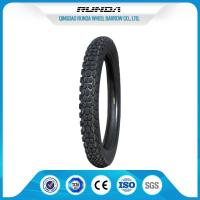 Low Ratational Resistance Touring Motorcycle Tires 3.00-17 Rib Pattern 290KPA Manufactures
