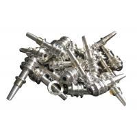 Stainless Steel Precision Turned Parts , CNC Lathe Machine Parts With 3D Drawing Manufactures