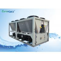Shopping Malls Hanbell Compressor Air Cooled Water Chiller Equipment R22 Refrigerant Manufactures