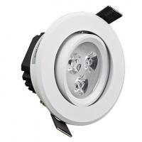 12W LED Ceiling Light with 12 LEDs and White Light Source Manufactures
