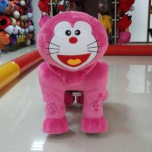 Doraemon plush car battery / Child Animals battery car / Cartoon recreational vehicles mix Manufactures