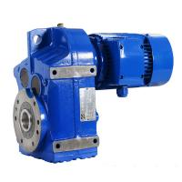 0.12kW F47/F57/F67 Ratio 79.72/136.16/142.4 12mm gear motor Manufactures