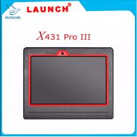 China Original LAUNCH X431 PRO3 Scan pad Bluetooth /WIFI Full System Car Diagnostic Scanner with GOLO Tablet scan Tool on sale