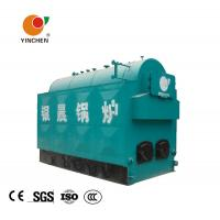 Single Drum Industrial Coal Fired Steam Boiler Yinchen Brand DZL Series Manufactures
