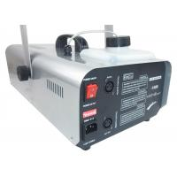 Professional  High Output 1500W  Fog  Machine With  Remote  DMX512  Control  For  Wedding  X-07 Manufactures
