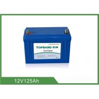 China Customized LiFePO4 Batteries For Electric Golf Cart 12V 125AH on sale