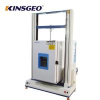 Buy cheap -40℃~150℃ High-low Temperature and Humidity Tensile Testing Machine With SUS304 from wholesalers